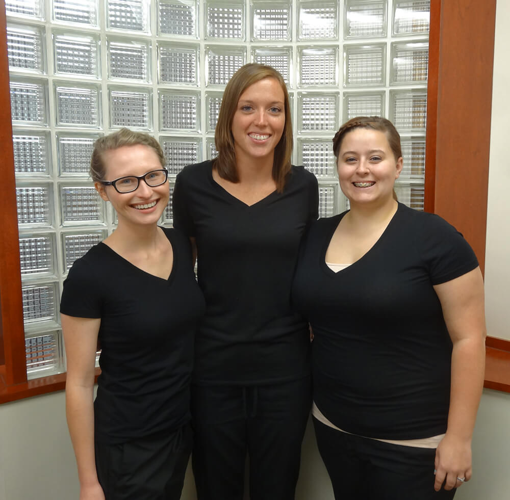 Fountain Square Dental Front Desk Staff