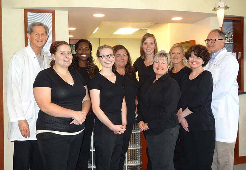 Fountain Square Cosmetic Dental Group Staff